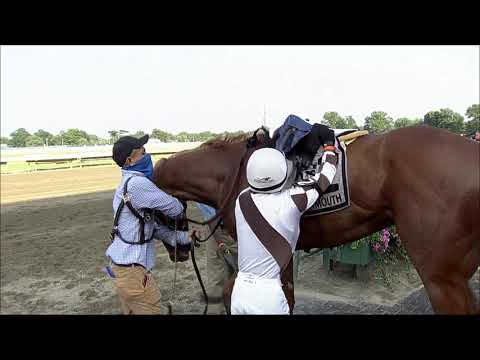 video thumbnail for MONMOUTH PARK 07-3-20 RACE 3