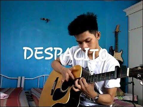 Despacito - Luis Fonsi, Daddy Yankee ft  Justin Bieber - Cover ( fingerstyle guitar)