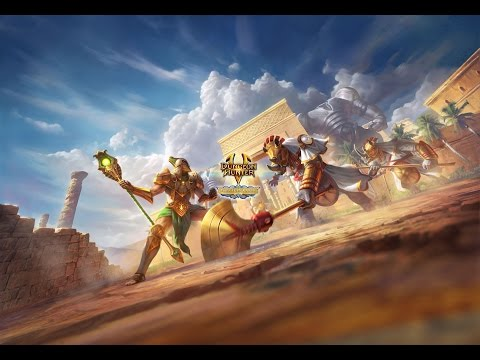 Dungeon Hunter 5 - Forsaken Sands Update Trailer