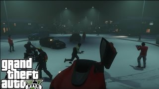 GTA 5 Crips & Bloods After Christmas [HD]