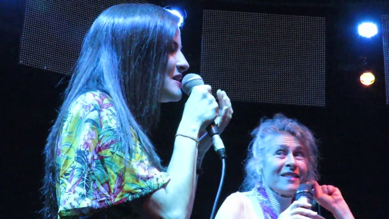 Claudia Gómez ft. Laura Mare - Ensamble Musical