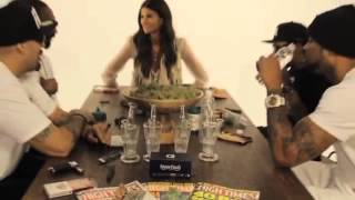 """Snoop Dogg, Method Man, Redman & B-Real """"Mt. Kushmore"""" Cover Shoot For High TImes!"""
