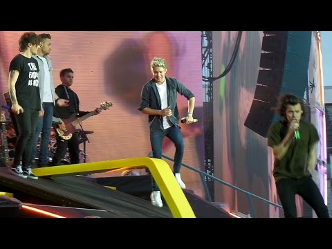 One Direction- Best song ever @Helsinki in Olympic Stadium 27.6.2015