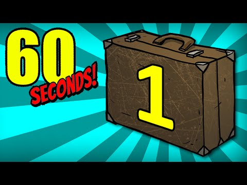 60 Seconds - Ep. 1 - WHAT'S IN THE SUITCASE? | Let's Play 60 Seconds Suitcase DLC