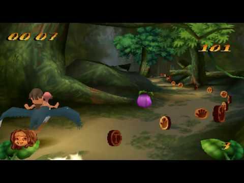Disney's Tarzan Bouns Level 2 Ps1 For Pc