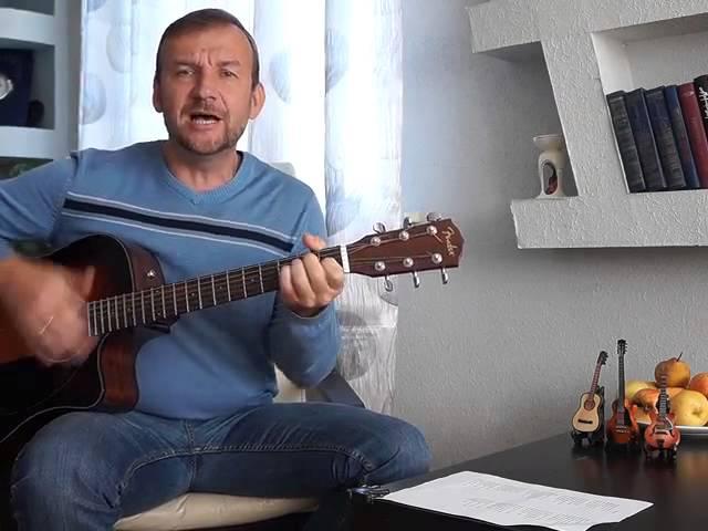 Александр Казак - Войсковой Атаман (Авторская песня под гитару)
