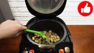 Готовлю ужин за считаные минуты Нереальная вкуснота в мультиварке Все продукты у Вас уже есть