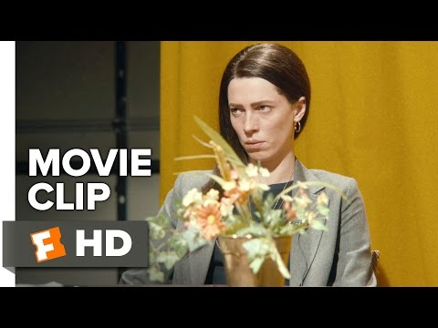 Christine Movie CLIP - Jealousy (2016) - Rebecca Hall Movie