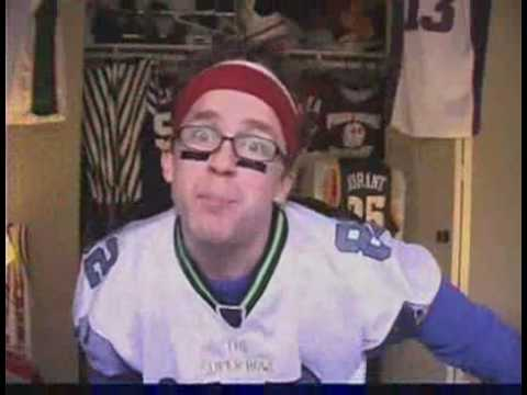 Paul Brogan: Super Bowl XL Rap Seahawks vs. Steelers (2005 Season)
