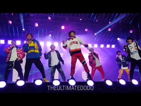 171115 Save Me @ BTS 방탄소년단 Jimmy Kimmel Live Mini Concert 지미 키멜 라이브 Fancam 팬캠