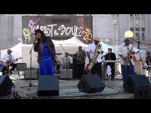 Oakland Art & Soul 2013:  Oakland Blues Divas