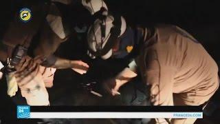 الأمم المتحدة: هجوم الغاز على حلب جريمة حرب