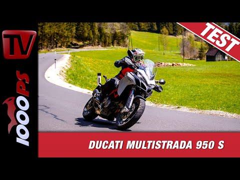 Reiseenduro Vergleichstest 2019 | Ducati 950 Multistrada S im Vergleich - Test und Empfehlungen