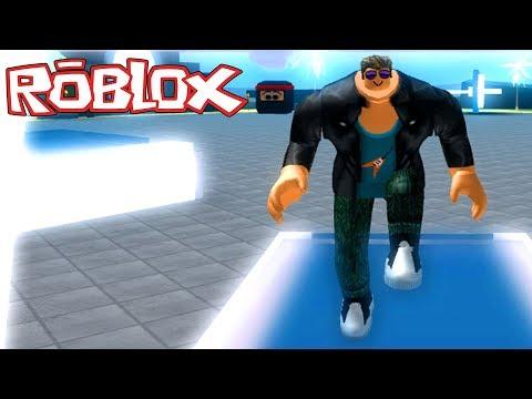 КАК СТАТЬ САМЫМ БЫСТРЫМ КАЧКОМ? Симулятор КАЧКА ИЛИ СИЛАЧА В ROBLOX Игровой Летсплей от Джоинт геймс