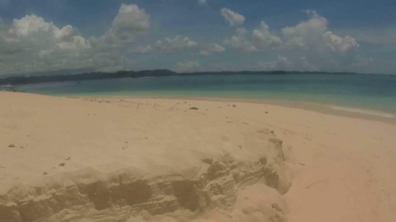 SIARGAO NAKED ISLAND PHILIPPINES - YouTube