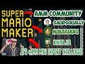 ⭐JC⭐Levels From The AMM Community & An Expert Level For AMM⭐ ❤️Super Mario Maker❤️
