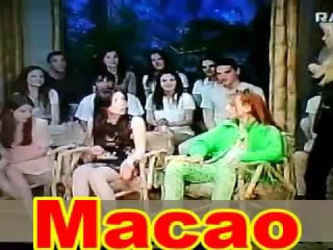 Macao 1997/1998 Secondo Mix