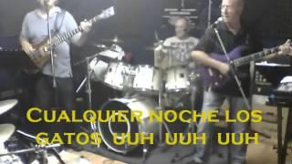 Karaoke. EL RITMO DEL GARAJE (Loquillo y Los Trogloditas). Ensayo de Sapo y El Sello