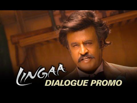 Lingaa (Hindi)   Dialogue Promo   ft. Rajinikanth