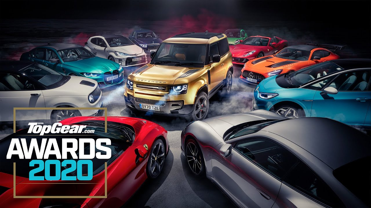 What are the greatest cars of 2020? The TopGear.com Awards 2020