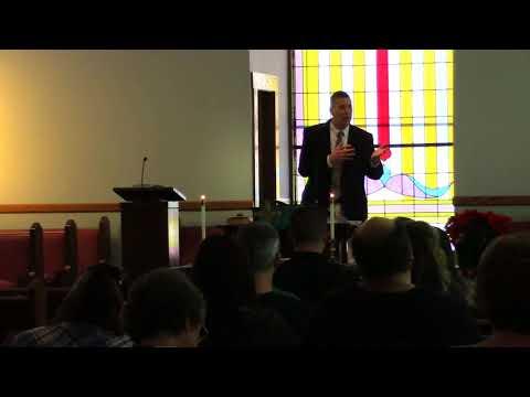 Pastor James Thurman