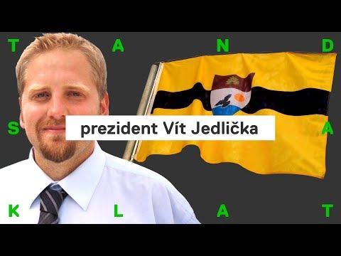 Nelíbilo se mu v ČR, tak si založil vlastní stát. Rozhovor s prezidentem Liberlandu