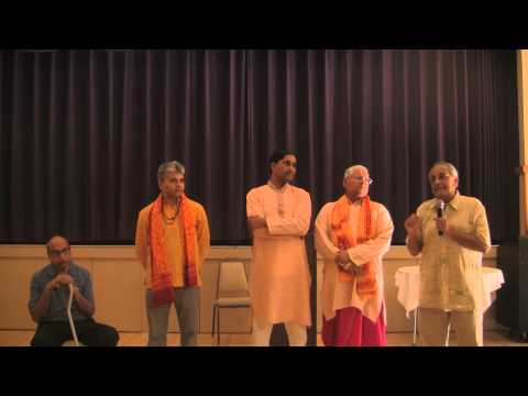 Saratoga Hindu Temple - Guru Purnima, Video 5/6July 21 2013
