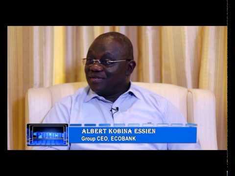 SEASON 8 EPISODE 6, A CONVERSATION WITH ECOBANK GROUP CEO MR. ALBERT KOBINA ESSIEN