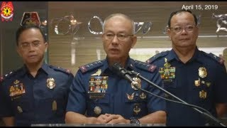 PNP deploys over 90,000 cops for Holy Week