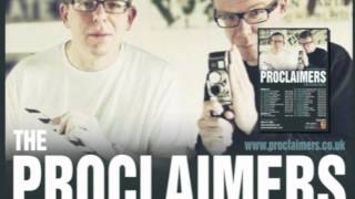 The Proclaimers - Spinning Around in the Air [New, Released 7th May]