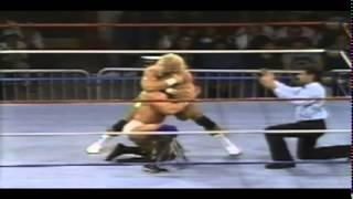 Maple Leaf Gardens Wrestling - Mr. Perfect VS Texas Tornado