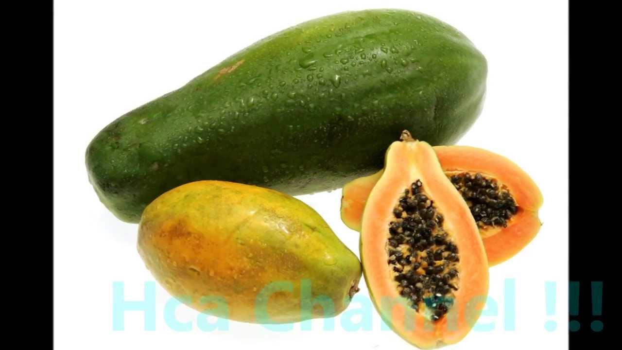 La Papaya y Sus Beneficios | Doovi