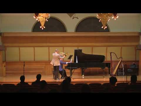 David Griffin, French horn recital September 2017