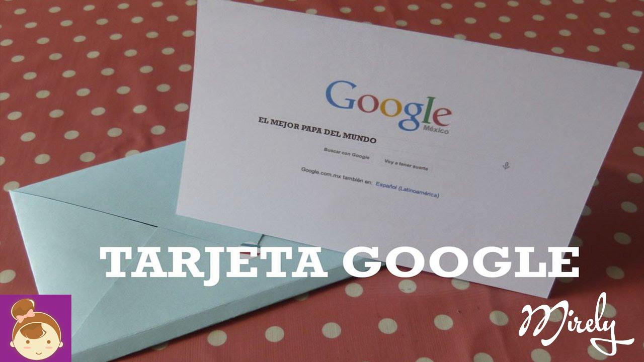 Regalo Para Papá Tarjeta Google Dia Del Padre Papáel Mejor Papá Del Mundo Mirely