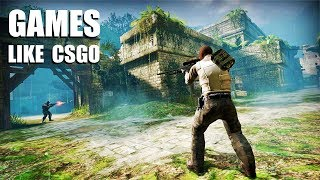 Top 10  Multiplayer Shooting Games Like CS:GO for Android /iOS 2018 [ XP4U  ]