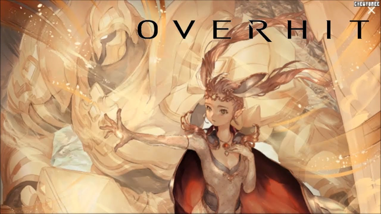 OVERHIT | Lucky draw for a tank, Ophelia! Running Exploration
