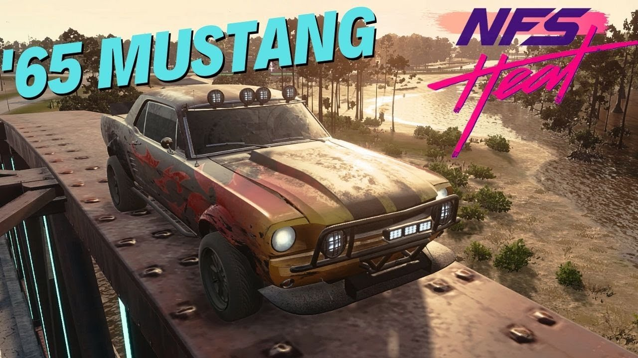 65 Mustang Off Road Beast Need For Speed Heat Youtube