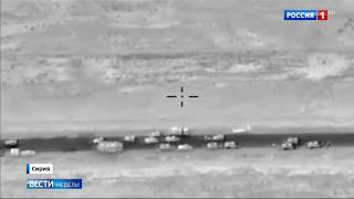КА-52 Аллигаторы уничтожают игиловцев в Сирии(, 2017-06-06T07:08:31.000Z)