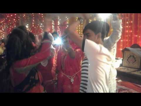 Nagin Song Dance with Marriage Party
