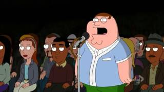 "Family Guy - Peter Sings ""Eye Of The Tiger"""