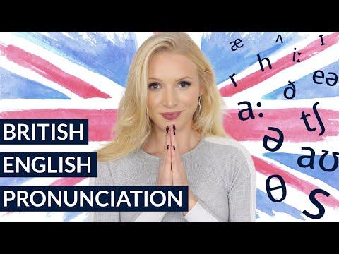British English Pronunciation - Modern RP Accent