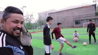 """НОВЫЙ ВЫПУСК!! В ГОСТЯХ ЮМОРИСТИЧЕСКИЙ ПРОЕКТ """"СНОВА ДВОЕ """"(Freestyle football)"""