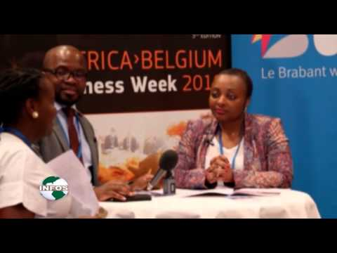 AFRICA BELGIUM BUSINESS WEEK 2016