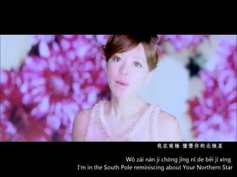 Della Ding - (手掌心) Heart Of Palms Lyrics (Pinyin/English/Chinese)