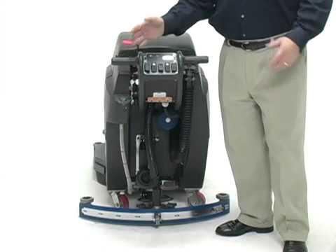 Viper FANG 24T 26T 28T Mid Size Automatic Scrubber Clipnabber Com. Floor  Scrubbers