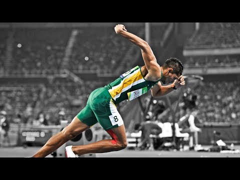 Best of Wayde Van Niekerk | Motivational Video ● HD