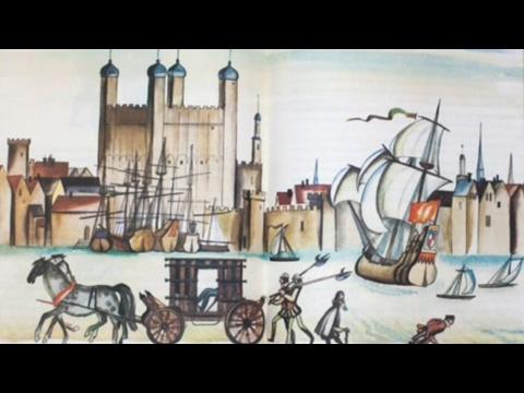 Принц и нищий, Марк Твен #1 аудиокнига онлайн с картинками