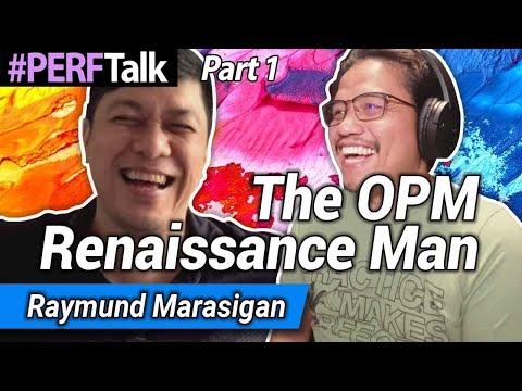 Download The OPM Renaissance Man | PERFTALK with Raymund Marasigan 1/5 TAGLISH