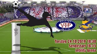 NM J19 Semifinale: Vålerenga - Trondheims Ørn