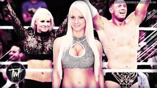 "WWE Maryse 4th Theme Song ""Pourquoi?"" 2016 + Download Link ᴴᴰ"